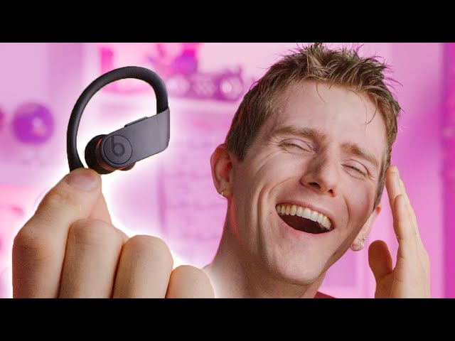 Apple just got REKT by… themselves - Powerbeats Pro Review