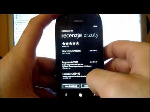 Windows Marketplace w Nokia Lumia 710. InfoNokia.pl