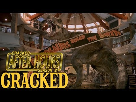 Download Youtube: 5 'Jurassic Park' Plot Holes With Horrifying Implications - After Hours