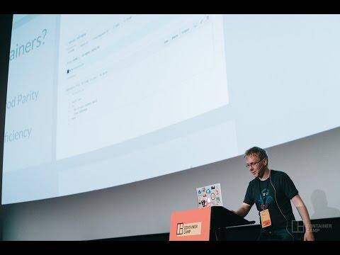 Træfɪk - Load Balancing microservices - Ed Robinson (Reevoo)