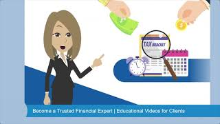 Qualified Plans Do 2 Things - Educational Video for Clients