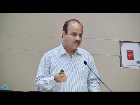 Mumbai-Ahmedabad High Speed Rail Project | Shri Achal Khare | 2018