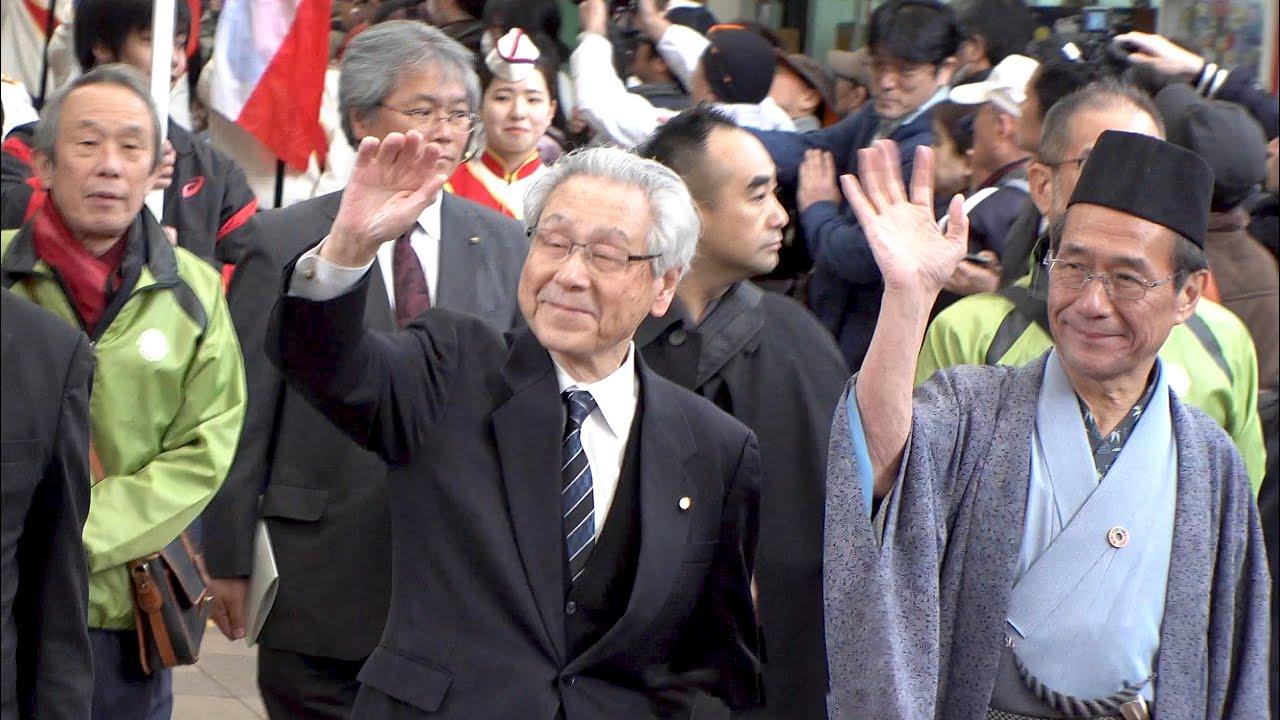 哀悼 平松久司先生:第18回京都さくらパレードの記憶(2019年3月24日催行)