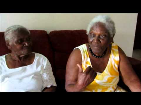 Lebanon Moravian Church - Interview with Elfreda Abbot and Leah Solomon