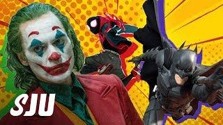 Joker Noms: Do Oscars Have a Comic Book Movie Problem? | SJU