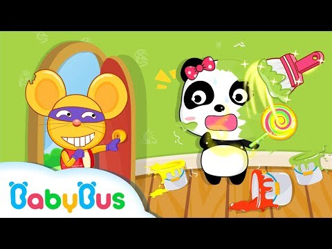 Color Mixing Studio | Game Preview | Educational Games for kids | BabyBus