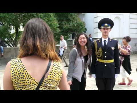 St. Petersburg Study Abroad Week #8 - MOSCOW