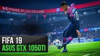 FIFA 19 on Ryzen 1500X & Nvidia GTX1050 Ti