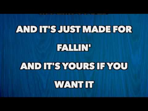 Rascal Flatts - Yours If You Want It (Full Song Lyrics)