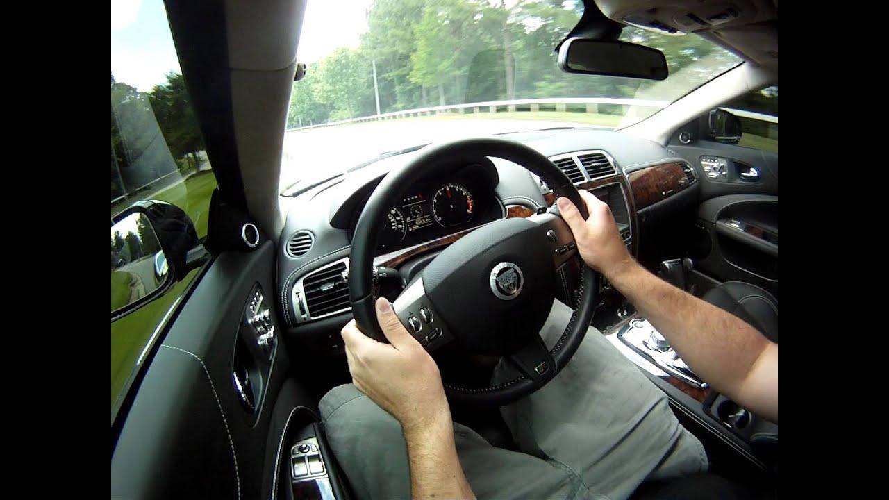 Jaguar XKR ECU Tune & Pulley Upgrade Test Drive