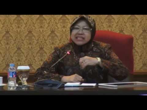 Risma Paparkan Best Practice E Government Surabaya