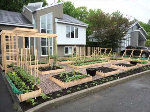 potager urbain youtube. Black Bedroom Furniture Sets. Home Design Ideas
