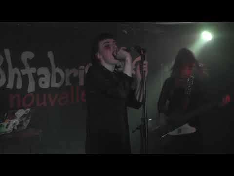 Kælan Mikla - Fish Fabrique Nouvelle, St. Petersburg 12.11.17