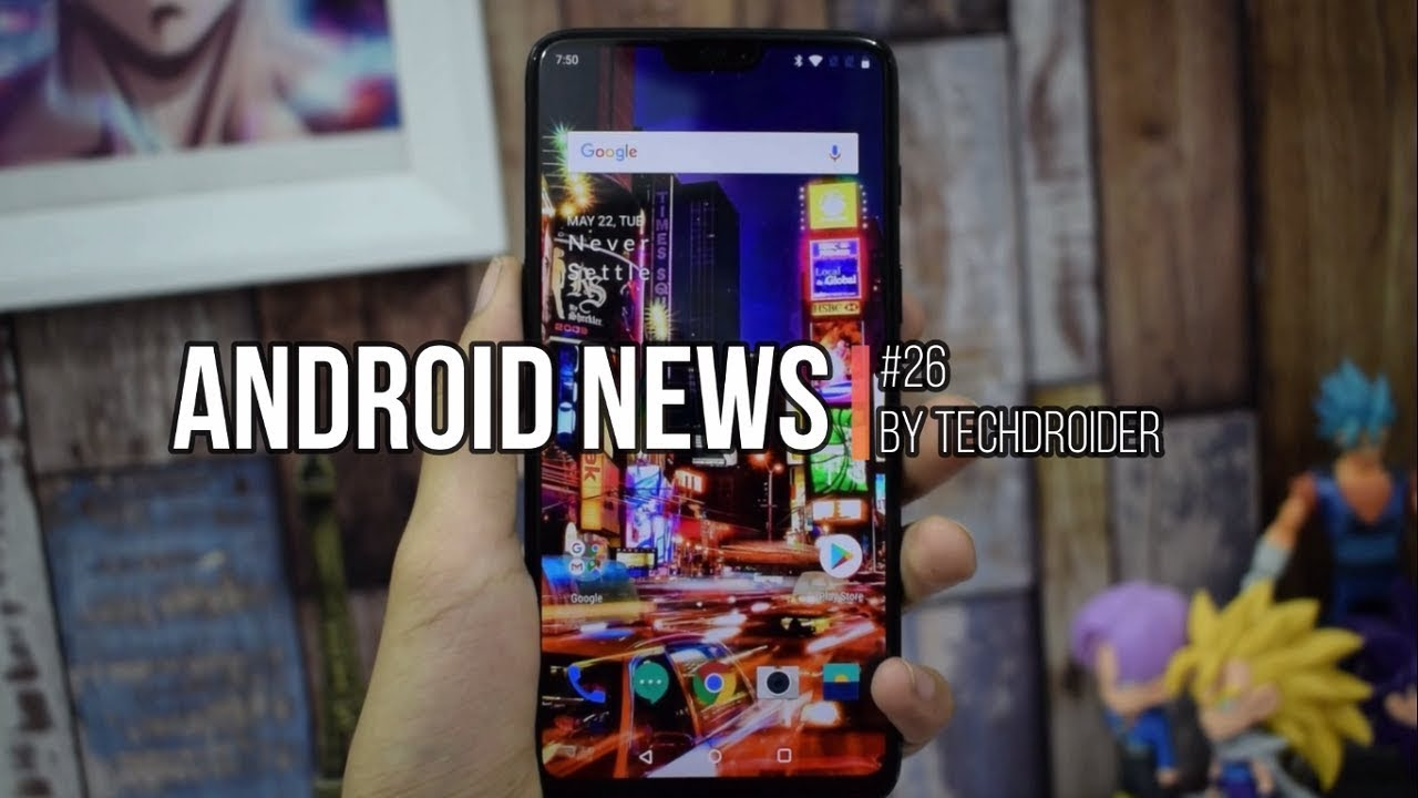 Android News #26 - MIUI 10, Moto X4 - Z2 Play June Security Patch Notes,  Moto G6 Plus April Patch!!!