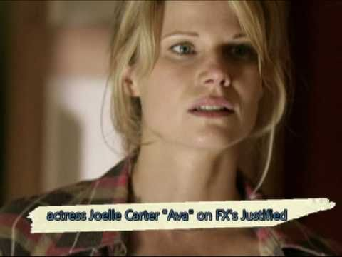 Actress Joelle Carter