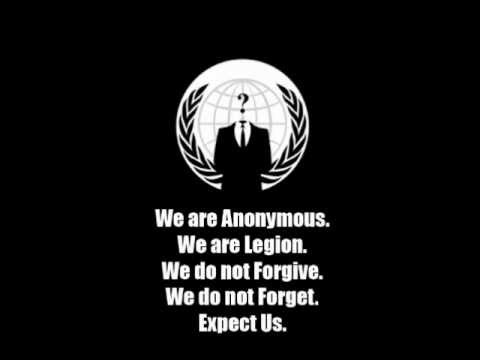 Anonymous -  Operation Darknet
