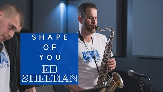 """DNA In the Mix"" DJ & Saxophonist- Shape Of You Ed Sheeran"