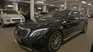 Видеообзор Mercedes benz S63 AMG 4Matic, 2013 г в