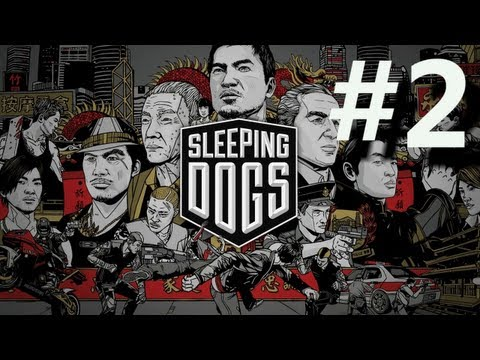 Sleeping Dogs! - Parte 2 [Playthrough] Mini Bus Racket, Case 1:Popstar Lead 1/2 e Amanda