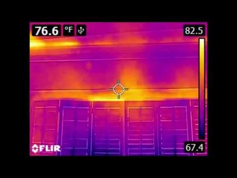 DIY Home Energy Audit with an IR Camera
