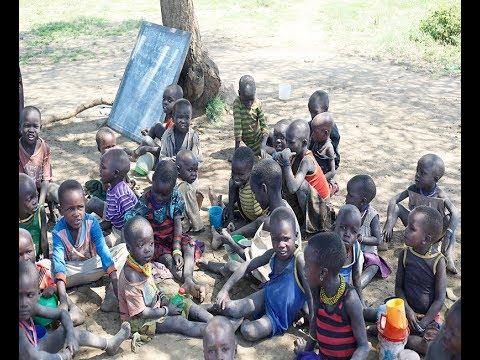 Africa video of Karamoja region of Uganda, East Africa -