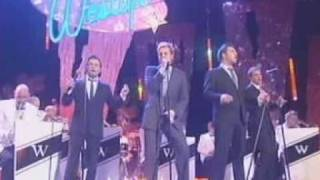 Westlife - Mack The Knife - Smile (record of the year 2004)