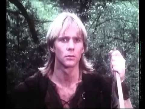Robin of Sherwood Unused Out-take 1985 Jason Connery