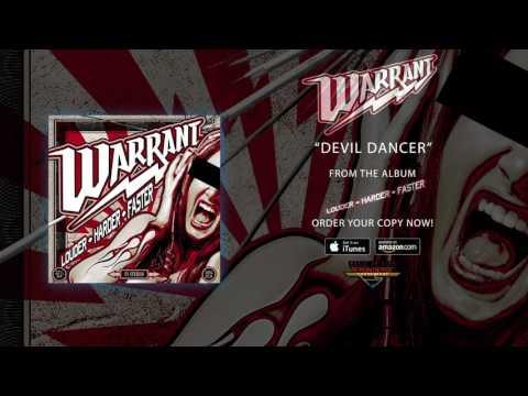 """Warrant - """"Devil Dancer"""" (Official Audio)"""