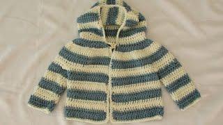 How to crochet an EASY children