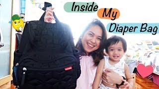 what's in my diaper bag ( Skip Hop ) Bahasa Indonesia | Nisadanchicco