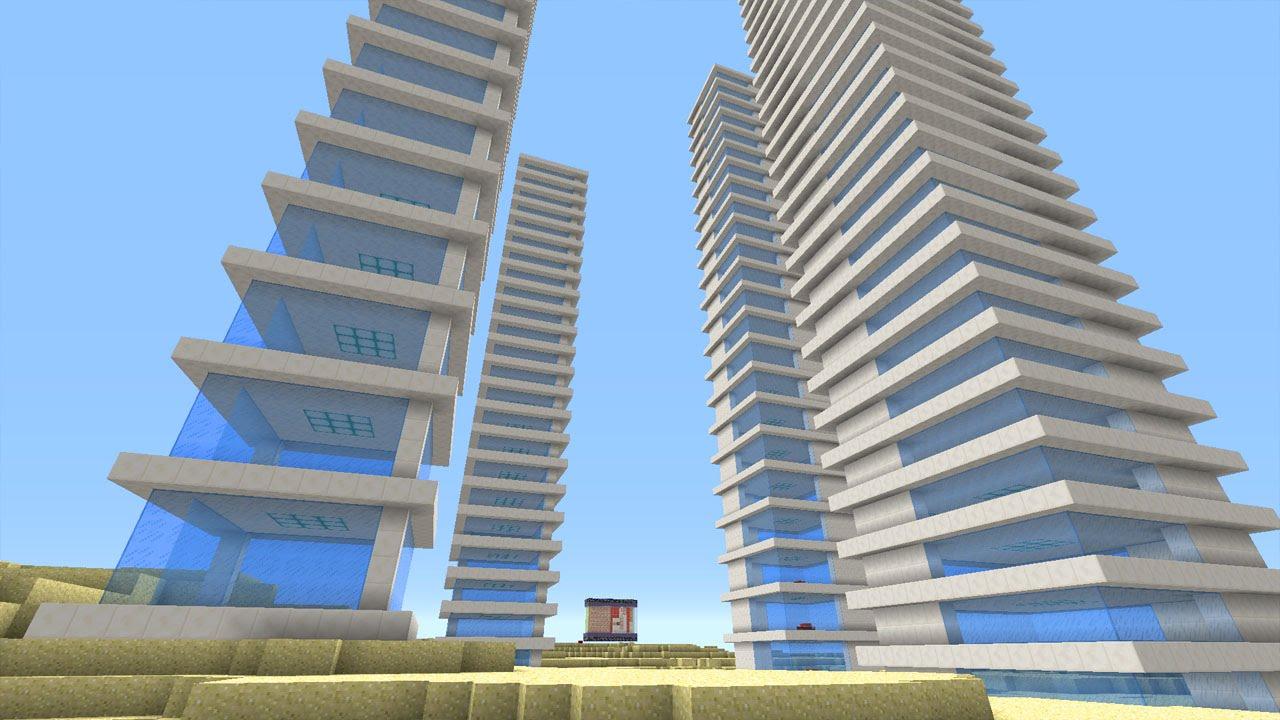 Wolkenkratzer Bauen