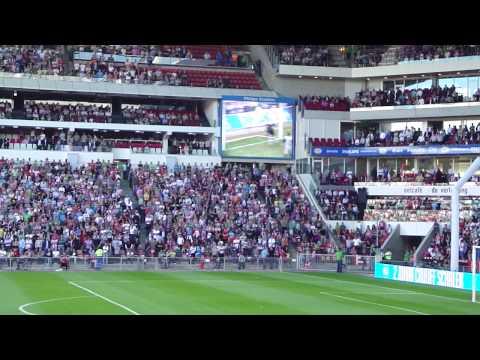 PSV - Team Cocu (5-1) Upkomst Phillip Cocu