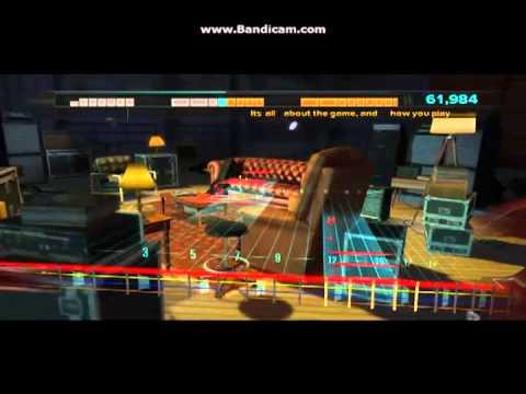 Rocksmith - Motörhead - The game - 100% bass part |