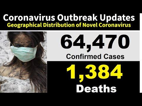 Coronavirus China Update 16 - Coronavirus whistleblowers disappear in china - 1,384 Died Already