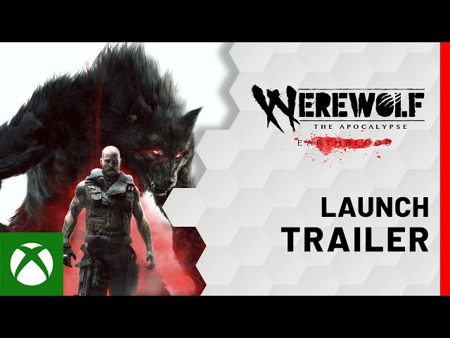 Werewolf: The Apocalypse - Earthblood Launch Trailer