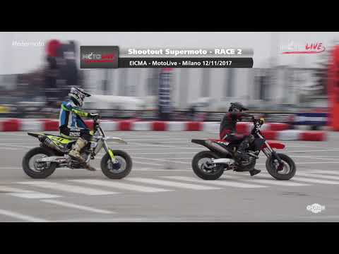 EICMA MotoLive - Shootout Supermoto Internazionale