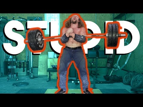 5 Dumb Deadlift Exercises to STOP WORLD HUNGER