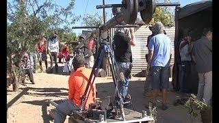 Katutura movie filming-NBC