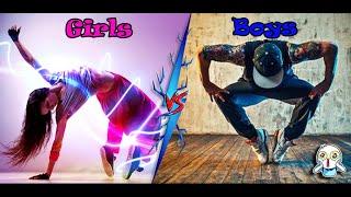 DANCE BATTLE boys vs girls - We Came To Dance  🔥🔥🔥🔥