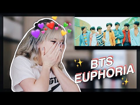 BTS (방탄소년단) - Euphoria : Theme of LOVE YOURSELF 起 Wonder REACTION