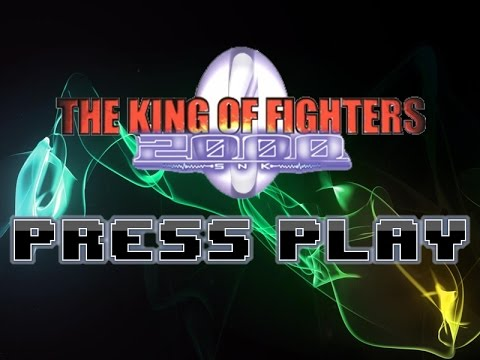 The king of fighters 2000 Play Station 2 Hack rom-Kawaks+Download Link