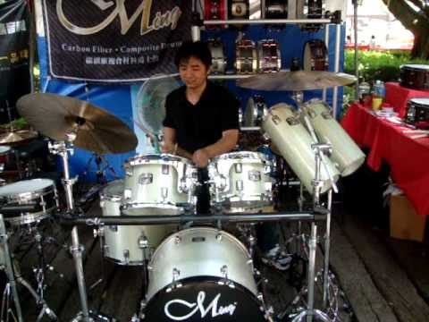 Ming Drum 2010  台中縣樂器節實況十.MPG