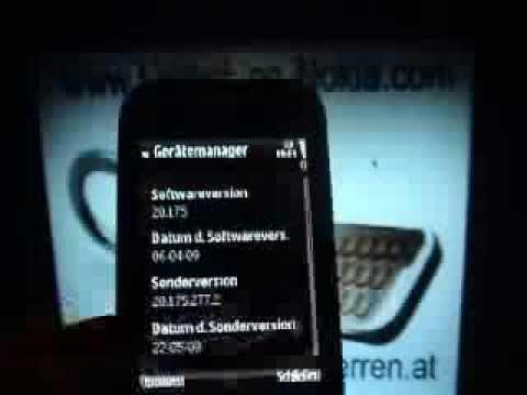 NOKIA N85 BESCHRÄNKUNGS-CODE ENTSPERREN HANDY FREISCHALTEN SIMLOCK UNLOCK www.HANDYENTSPERREN.at