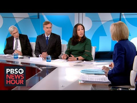 PBS NewsHour: Experts analyze the testimonies of career diplomats William Taylor and George Kent