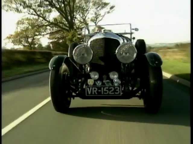 Bentley 4.5 litre