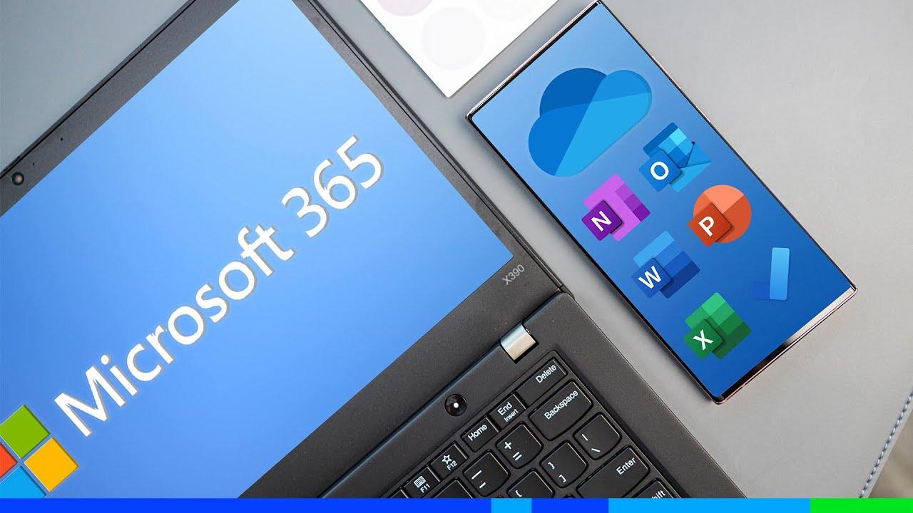 Đừng Crack nữa! Hệ sinh thái Microsoft 365 Dùng Rất Sướng!