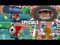 Mario Power Tennis: All Power Shots/Special Moves