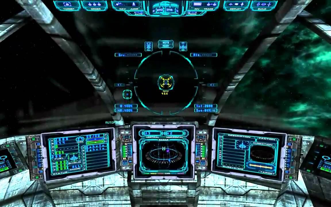 evochron mercenary смотреть трейлер