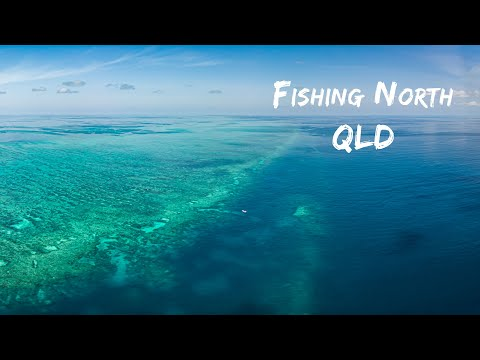 Fishing And Exploring The Reefs Off Lucinda, QLD, Australia