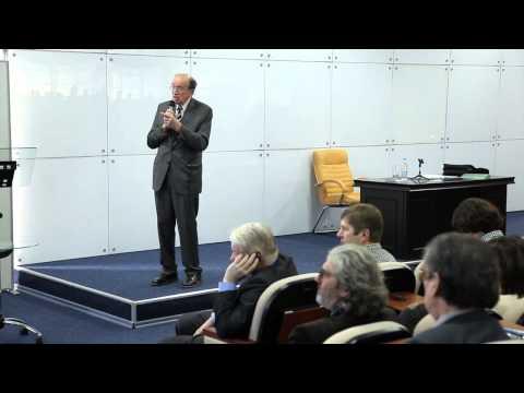 Вукан Вучик. Презентация отчета агентства Городские проекты